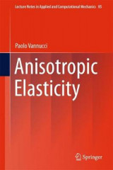 Omslag - Anisotropic Elasticity