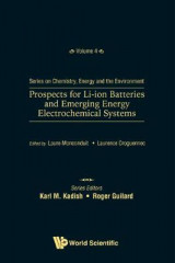 Omslag - Prospects For Li-ion Batteries And Emerging Energy Electrochemical Systems